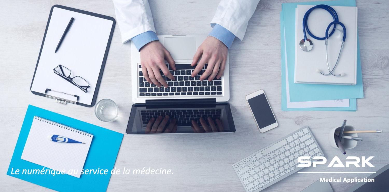 SPark Medical Application - Le numérique au service de la médecine